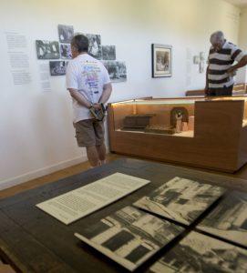 Visita a Vil·la Joana, la casa de Verdaguer que s'acaba d'inaugurar amb el director del Museu d'Història Joan Roca. Es un tema nostre!