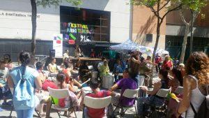 màgia -centre dart trinijove festival